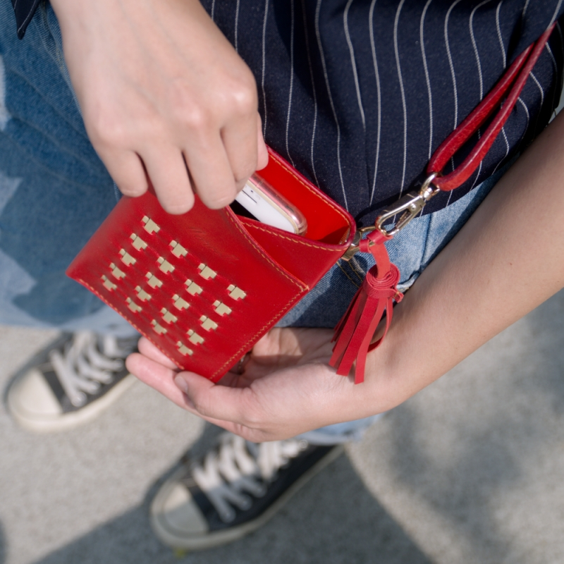 Will a bamboo leather phone pouch last forever? (Eco-friendly)